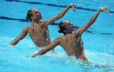 Украинские синхронистки выиграли бронзовую медаль чемпионата мира