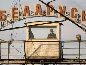 Беларусь начала устанавливать таможенные посты на границе с Россией