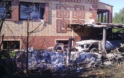 Появились фото последствий обстрела Дзержинска