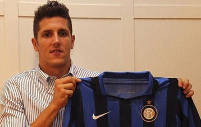 Интер подписал нападающего Манчестер Сити