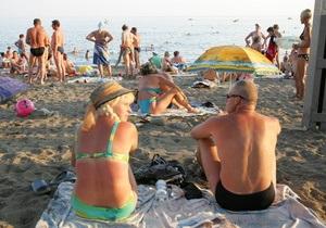 Посол Украины: Крым в этом году примет более 2 млн российских туристов