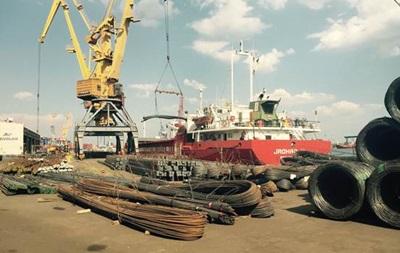 СБУ заявила, что пресекла канал контрабанды в Одесском порту