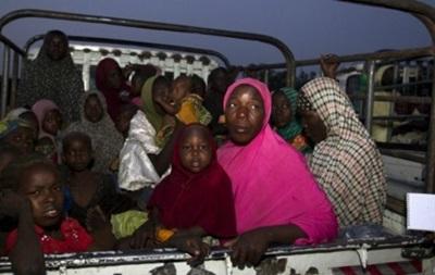 Из плена Боко Харам в Нигерии освобождены 178 человек