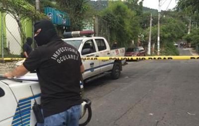 Во время футбольного матча в Сальвадоре убиты 5 человек