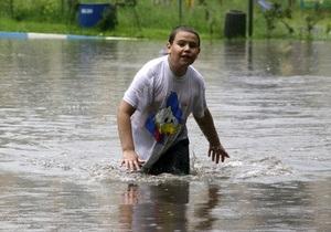 Наводнение в Одесской области: уровень воды в Дунае превысил критическую отметку