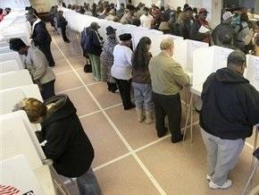 17% американцев проголосовали на выборах президента США: лидирует Обама