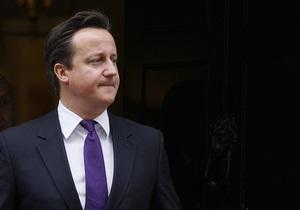 Кэмерон обещает противостоять возможному распаду Великобритании
