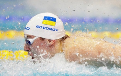 Украинский пловец Говоров стал пятым на чемпионате мира