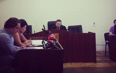 Экс-главреду  Вестей  суд назначил залог в 1 миллион гривен