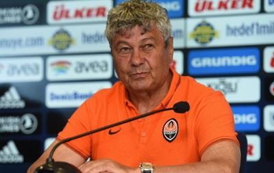 Луческу: Наше место в группе Лиги Чемпионов