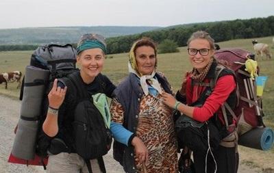 От границы до границы. Две девушки пересекли пешком всю Украину