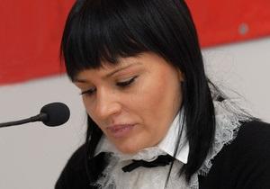 Среди отправленных в отставку замов Черновецкого - Ирэна Кильчицкая