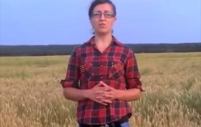 У фермерши, грозившей Путину сжечь урожай, арестовали зерно