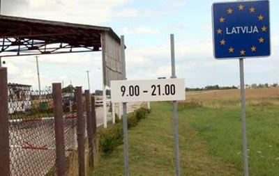 Латвия собирается отгородиться от России стеной