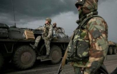 Бойцов батальона  Миротворец  задержали за угон автомобиля