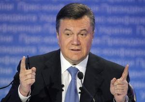 Пять ведущих телеканалов покажут диалог Януковича со страной