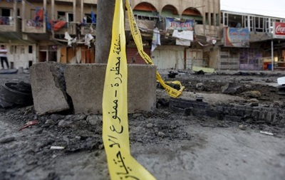 Взрыв в Багдаде унес жизни 60 человек