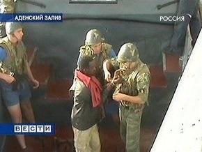 СМИ: Задержанным сомалийским пиратам грозит российская тюрьма