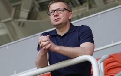 Палкин: Решив проводить игры во Львове, мы сделали шаг к объединению страны