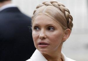 СМИ: Тимошенко боится, что ее убьют в СИЗО