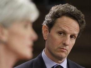 Минфин США: Развитие кризиса замедлилось