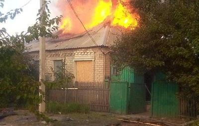 Обстрел Дзержинска квалифицировали как теракт