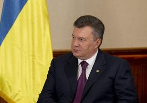 Янукович встретился с новым послом США в Украине