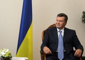 Янукович заявил, что его абсолютно не волнует Тимошенко
