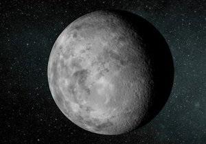 Поверхность Луны может быть скрыта  шубой  из астероидной крошки - ученые