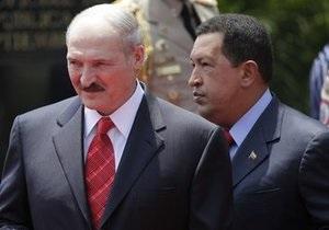 Венесуэла будет поставлять нефть в Беларусь