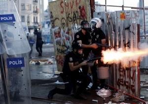Беспорядки в Турции - Турецкие власти пригрозили привлечь армию для разгона