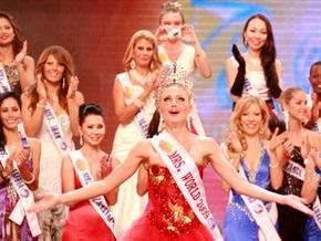 На конкурсе Миссис мира-2009 победила россиянка