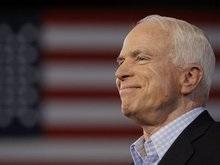 Маккейн снова вышел в лидеры президентской гонки