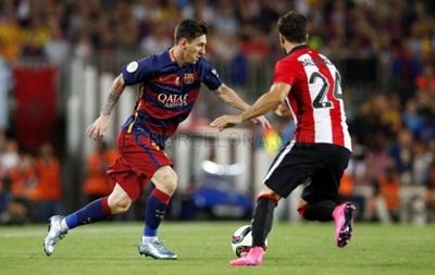 Барселона не смогла выиграть Суперкубок Испании