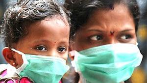 От свиного гриппа в Индии умерли 12 человек