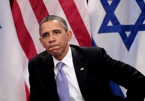 Обама призвал ООН подтолкнуть Израиль и Палестину к диалогу