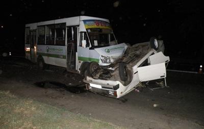 Семь человек пострадали в результате ДТП в Николаеве