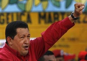 Уго Чавес передумал отключать электричество жителям Каракаса