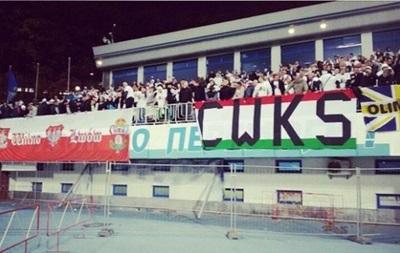 У Києві та Львові сталися бійки українських і польських фанатів