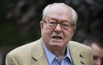 Жан-Мари Ле Пен обжалует свое исключение из Национального фронта