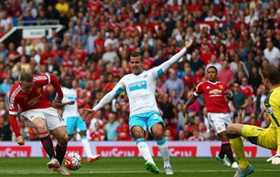 Манчестер Юнайтед и Ньюкасл сыграли в  сухую  ничью