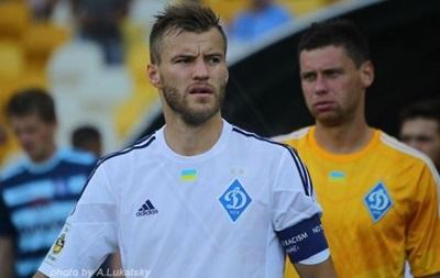 Ярмоленко забил свой 100-й гол за Динамо и открыл счет второй сотне