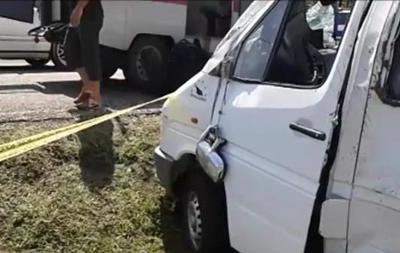 У Грузії в ДТП потрапив автобус з українцями - ЗМІ