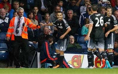 Педро помог Челси добыть первую победу в сезоне