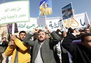 В ООН обеспокоены призывами Каддафи к преследованиям манифестантов
