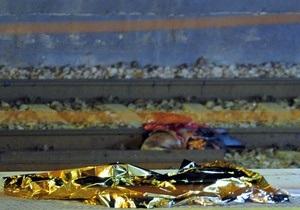 В Крыму гражданин Индии попал под поезд и погиб