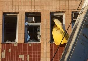 Эксперты установили причину взрыва в луганской больнице