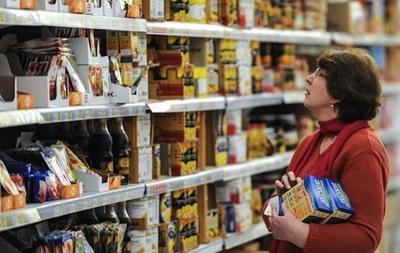 Продукты в России подорожали почти на 11% за полгода