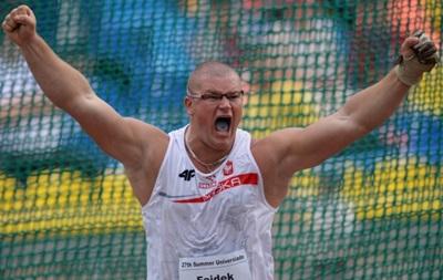 Пьяный чемпион мира расплатился с таксистом золотой медалью