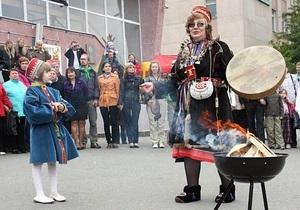 В Мурманске из-за флагштоков обострился конфликт властей с саамами